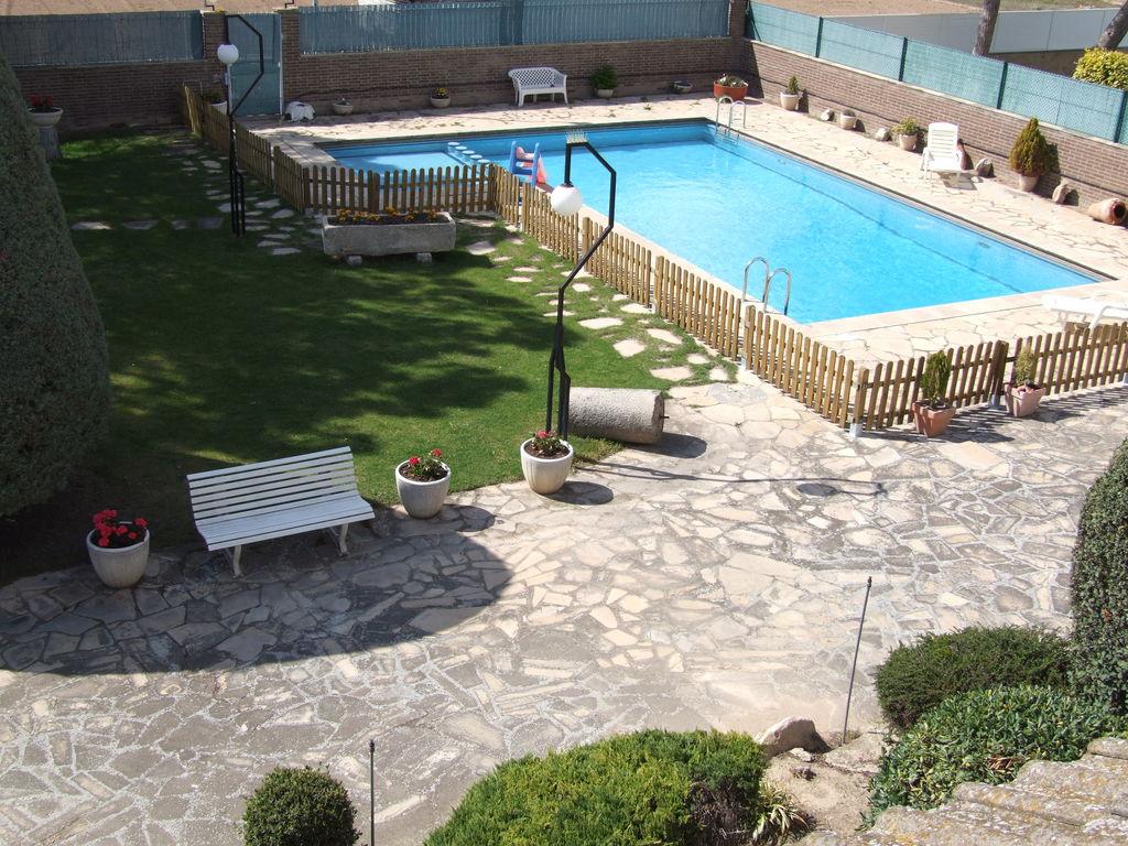 Ferienhaus Geräumiges Ferienhaus mit eigenem Pool in Katalonien (322585), Vilanova de Bellpuig, Lleida, Katalonien, Spanien, Bild 19