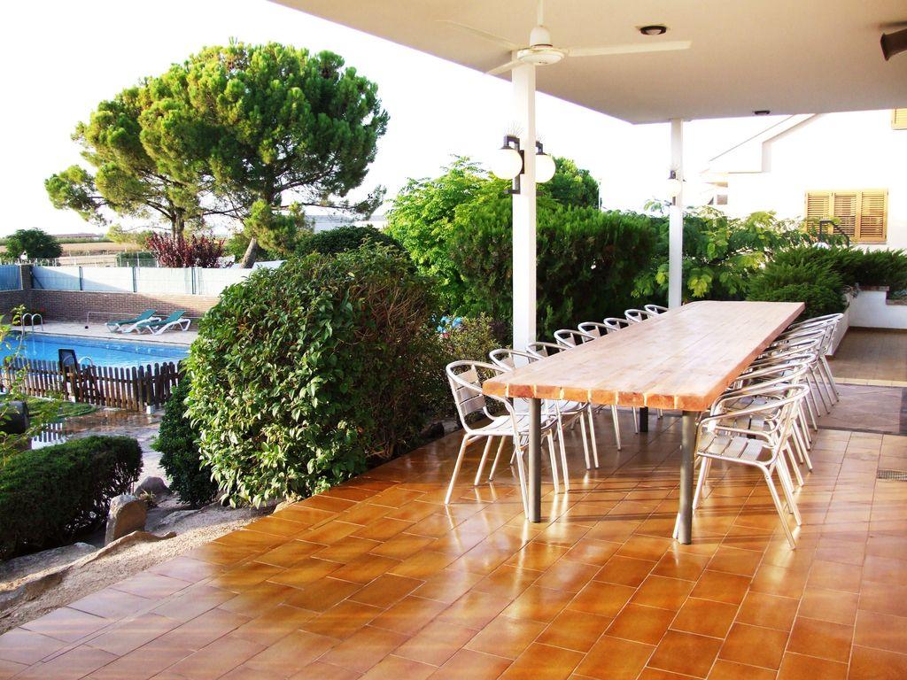 Ferienhaus Geräumiges Ferienhaus mit eigenem Pool in Katalonien (322585), Vilanova de Bellpuig, Lleida, Katalonien, Spanien, Bild 2