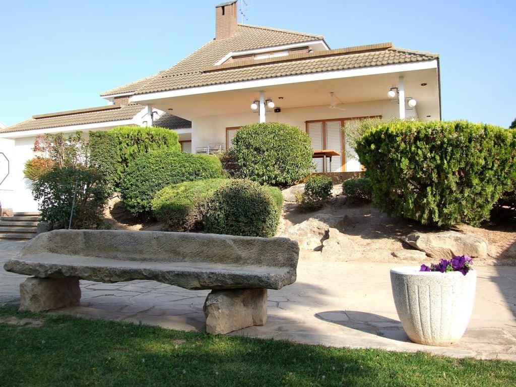 Ferienhaus Geräumiges Ferienhaus mit eigenem Pool in Katalonien (322585), Vilanova de Bellpuig, Lleida, Katalonien, Spanien, Bild 18