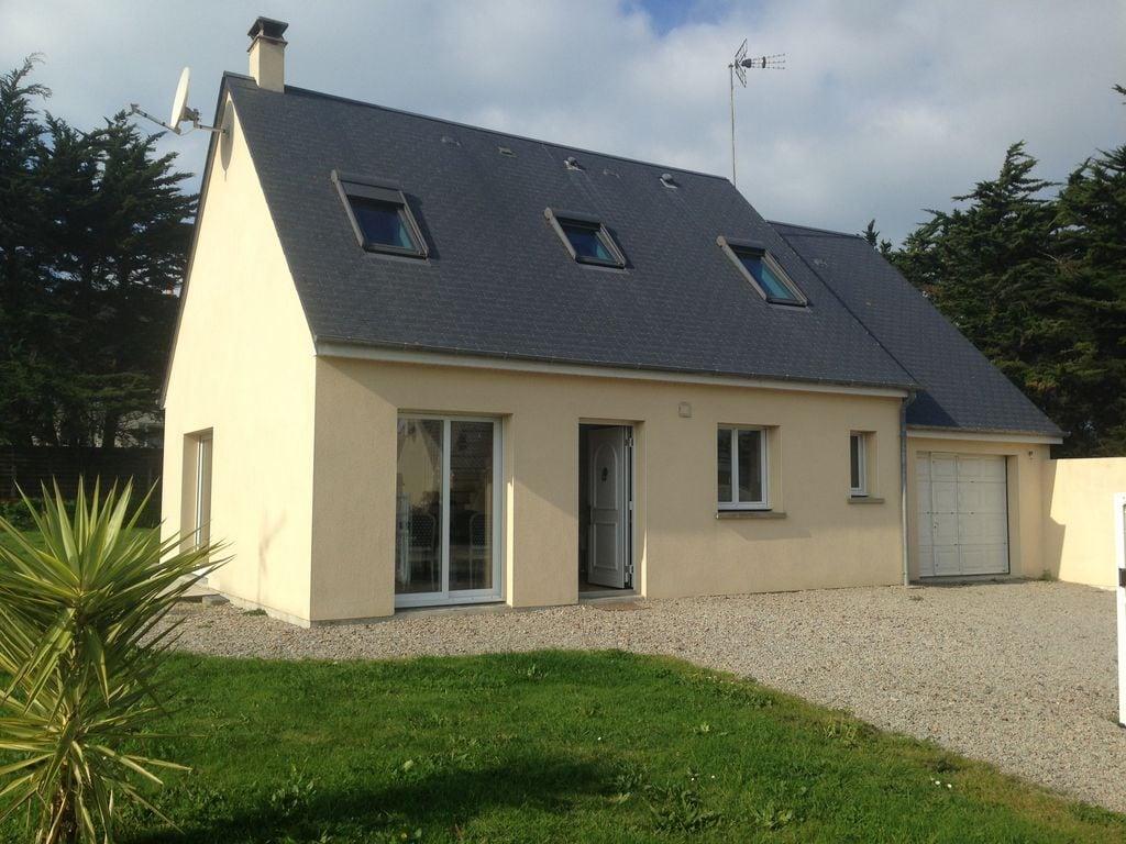 Ferienhaus Caprera (324923), Denneville, Manche, Normandie, Frankreich, Bild 3