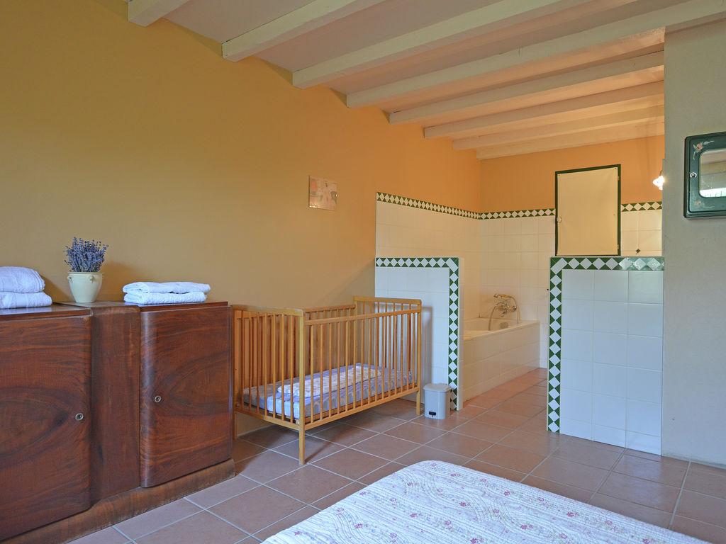 Ferienhaus Wunderschöne Villa in Flaux mit Swimmingpool (396233), Uzès, Gard Binnenland, Languedoc-Roussillon, Frankreich, Bild 21