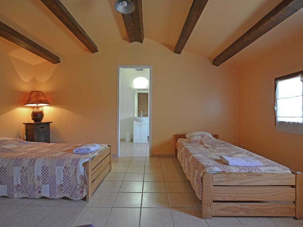 Ferienhaus Wunderschöne Villa in Flaux mit Swimmingpool (396233), Uzès, Gard Binnenland, Languedoc-Roussillon, Frankreich, Bild 17