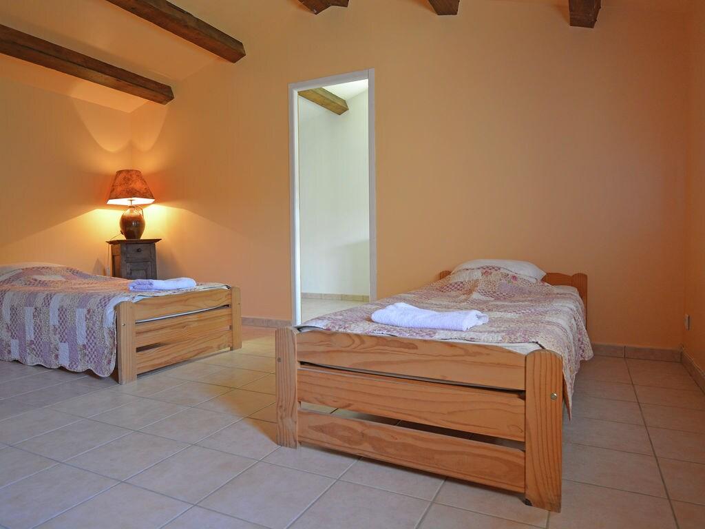 Ferienhaus Wunderschöne Villa in Flaux mit Swimmingpool (396233), Uzès, Gard Binnenland, Languedoc-Roussillon, Frankreich, Bild 18