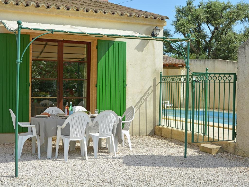 Ferienhaus Wunderschöne Villa in Flaux mit Swimmingpool (396233), Uzès, Gard Binnenland, Languedoc-Roussillon, Frankreich, Bild 29