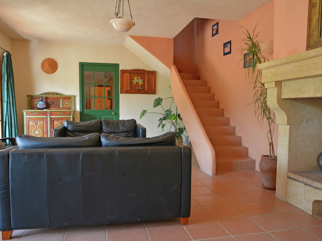 Ferienhaus Wunderschöne Villa in Flaux mit Swimmingpool (396233), Uzès, Gard Binnenland, Languedoc-Roussillon, Frankreich, Bild 7
