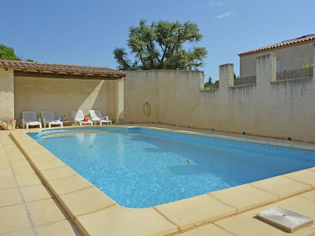 Ferienhaus Wunderschöne Villa in Flaux mit Swimmingpool (396233), Uzès, Gard Binnenland, Languedoc-Roussillon, Frankreich, Bild 6