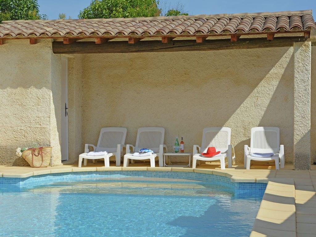 Ferienhaus Wunderschöne Villa in Flaux mit Swimmingpool (396233), Uzès, Gard Binnenland, Languedoc-Roussillon, Frankreich, Bild 5