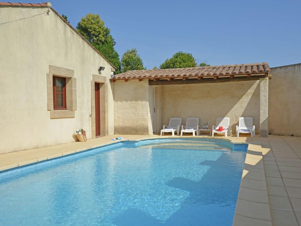 Ferienhaus Wunderschöne Villa in Flaux mit Swimmingpool (396233), Uzès, Gard Binnenland, Languedoc-Roussillon, Frankreich, Bild 4