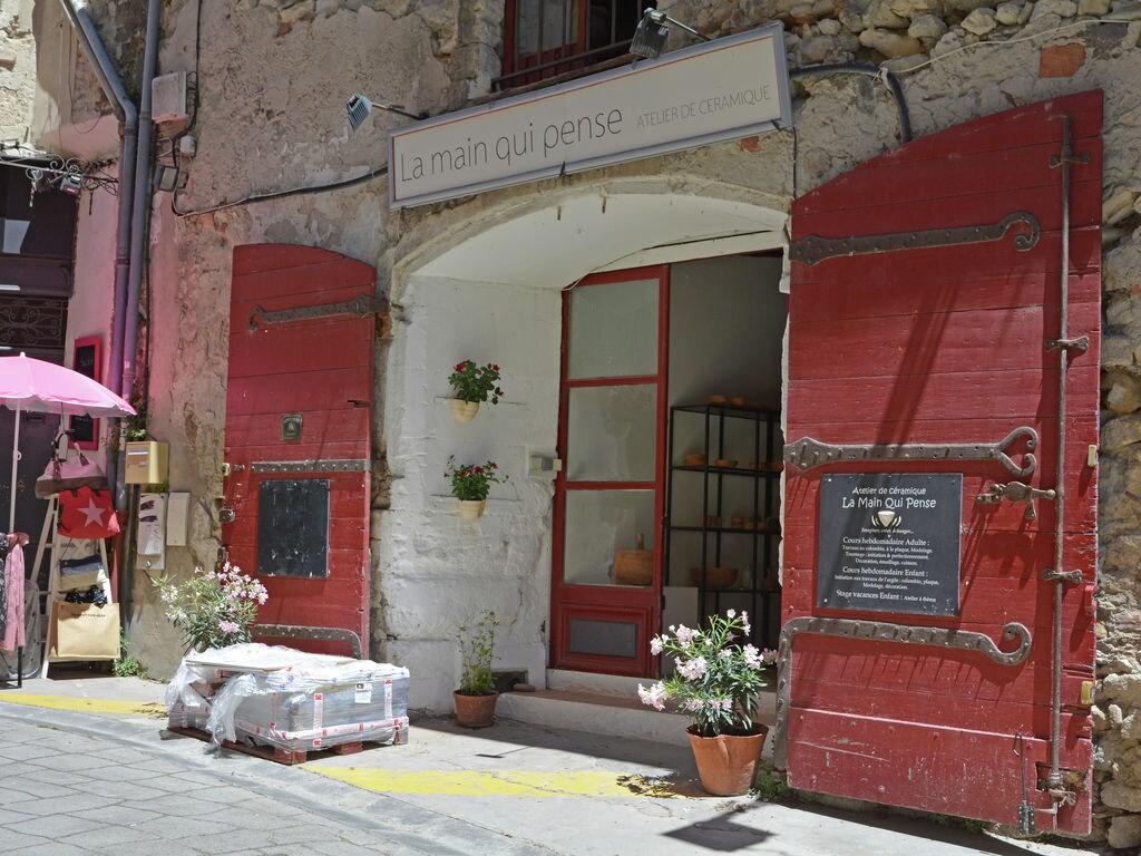 Ferienhaus Wunderschöne Villa in Flaux mit Swimmingpool (396233), Uzès, Gard Binnenland, Languedoc-Roussillon, Frankreich, Bild 38