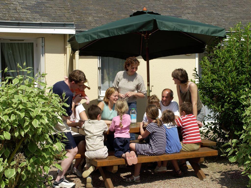 Ferienhaus Sorgfältig eingerichtete Hütte 5 km vom Mont Saint-Michel (336725), Pontorson, Manche, Normandie, Frankreich, Bild 3