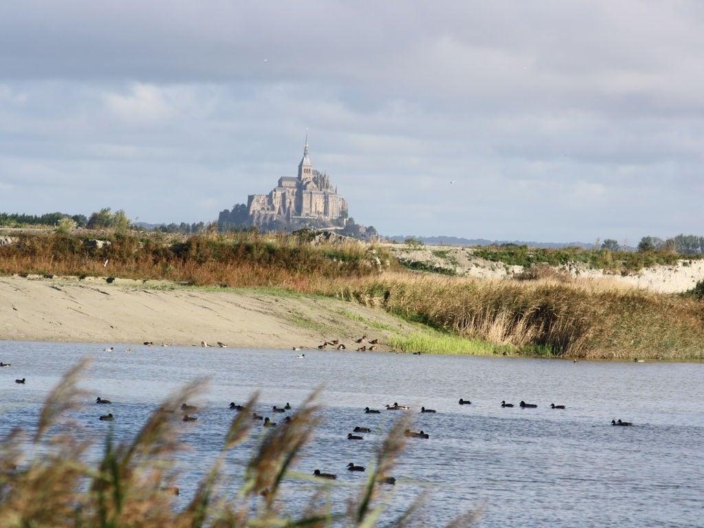 Ferienhaus Sorgfältig eingerichtete Hütte 5 km vom Mont Saint-Michel (336725), Pontorson, Manche, Normandie, Frankreich, Bild 23