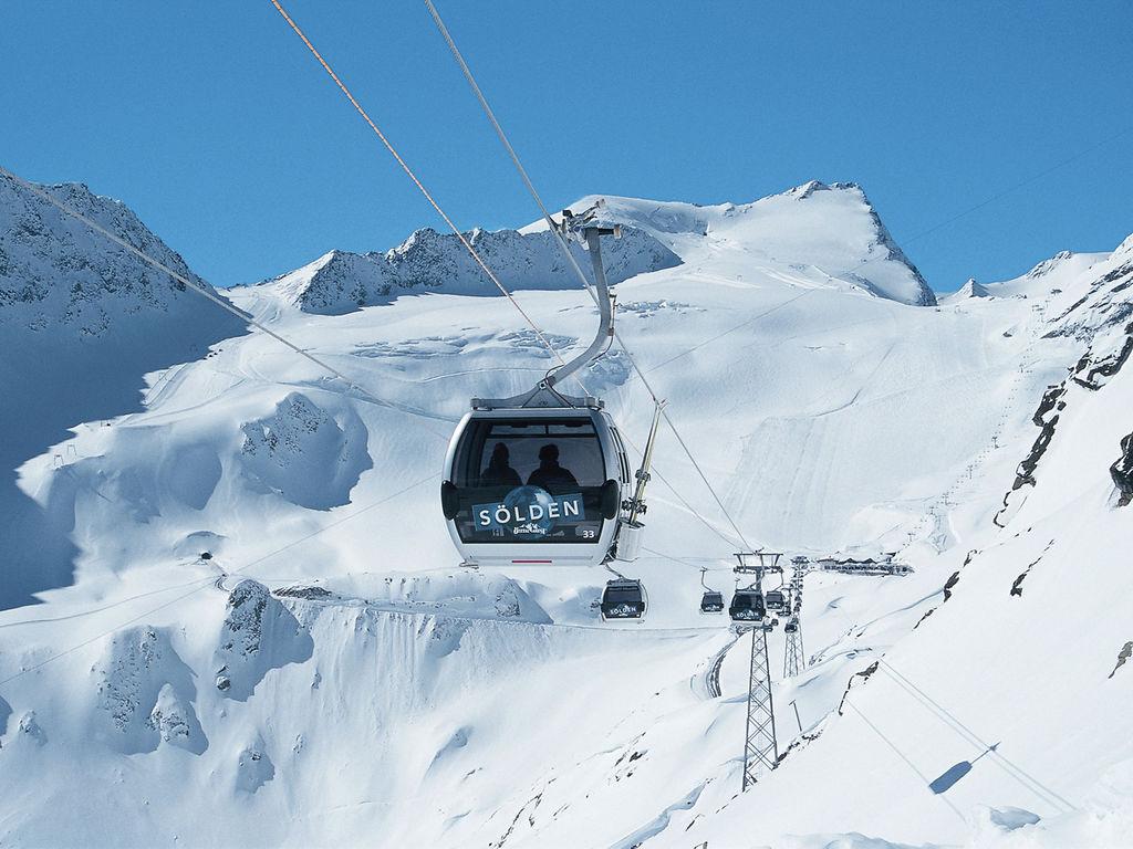 Appartement de vacances Gemütliche Ferienwohnung in Skigebietsnähe in Längenfeld (333310), Längenfeld, Ötztal, Tyrol, Autriche, image 28