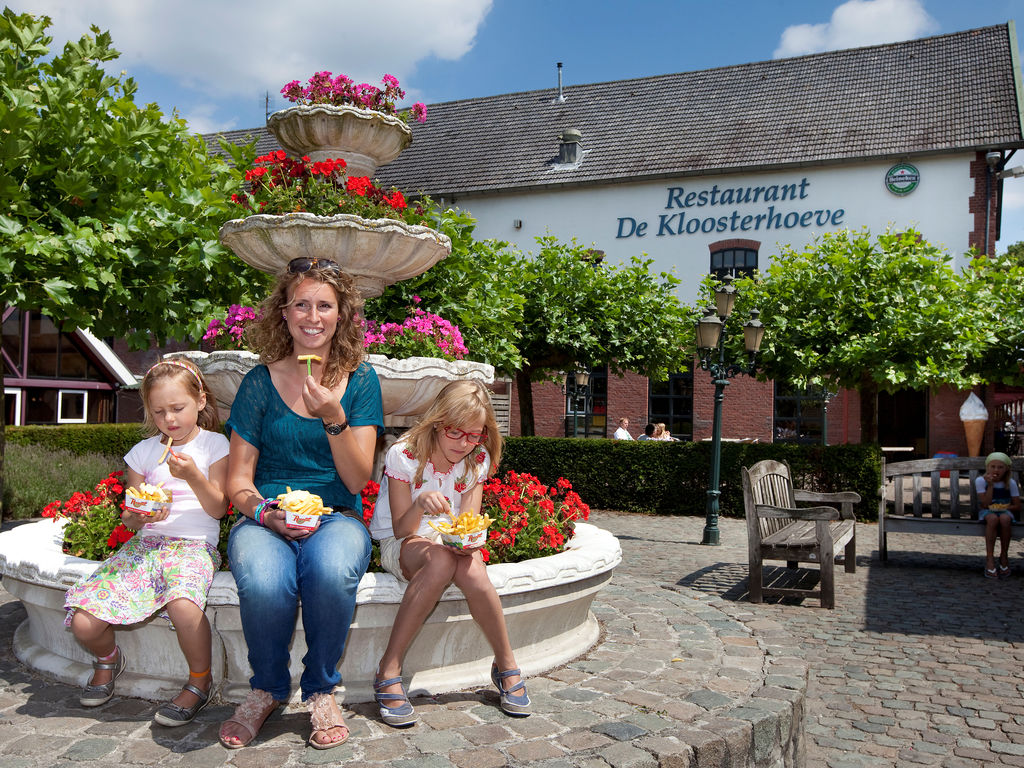 Ferienhaus Komfortabler Bungalow mit Geschirrspüler bei De Maasduinen (333334), Arcen, Noord-Limburg, Limburg (NL), Niederlande, Bild 12