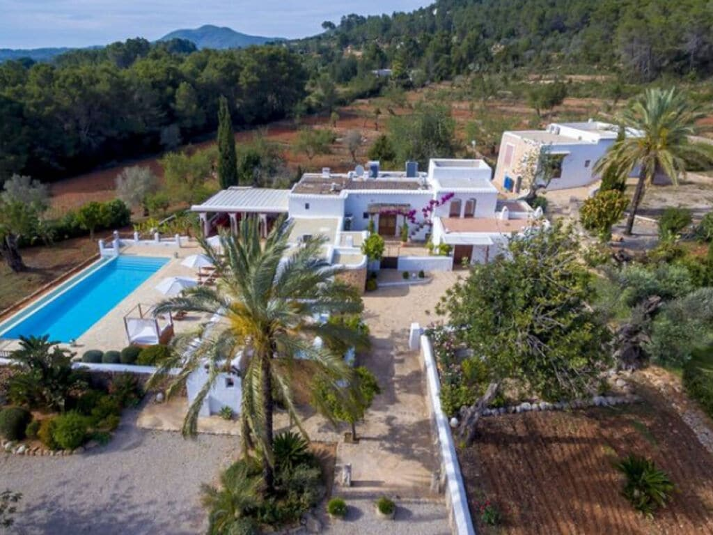 Ferienhaus Ruhiges Ferienhaus mit Pool auf den Balearen (562933), San Lorenzo, Ibiza, Balearische Inseln, Spanien, Bild 9
