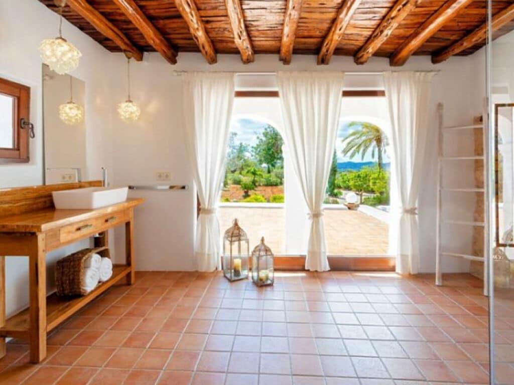 Ferienhaus Ruhiges Ferienhaus mit Pool auf den Balearen (562933), San Lorenzo, Ibiza, Balearische Inseln, Spanien, Bild 16
