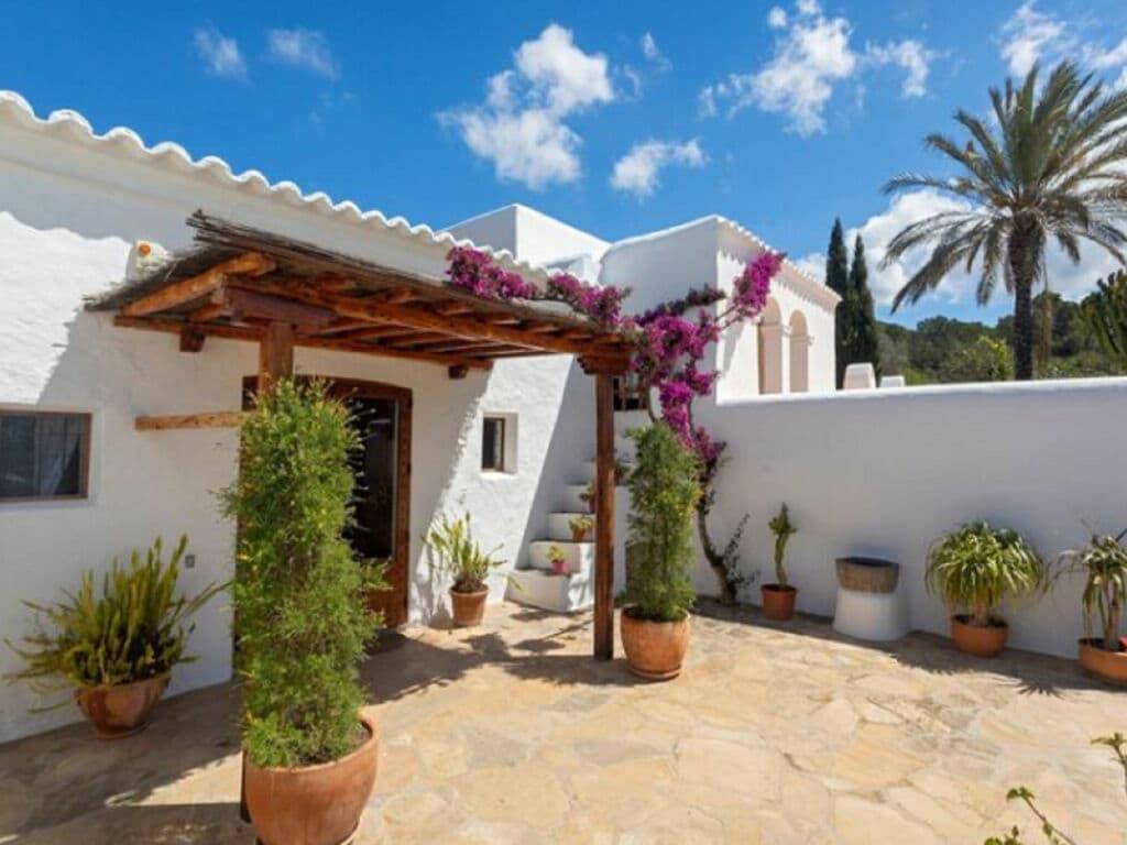 Ferienhaus Ruhiges Ferienhaus mit Pool auf den Balearen (562933), San Lorenzo, Ibiza, Balearische Inseln, Spanien, Bild 15