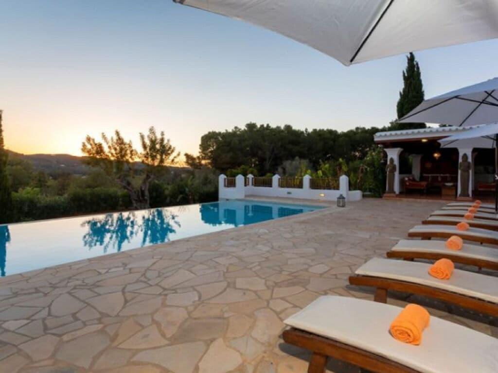 Ferienhaus Ruhiges Ferienhaus mit Pool auf den Balearen (562933), San Lorenzo, Ibiza, Balearische Inseln, Spanien, Bild 12