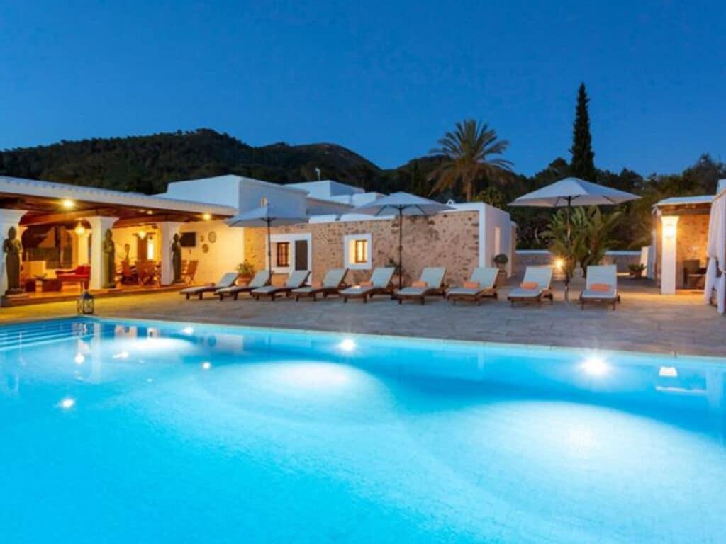 Ferienhaus Ruhiges Ferienhaus mit Pool auf den Balearen (562933), San Lorenzo, Ibiza, Balearische Inseln, Spanien, Bild 13