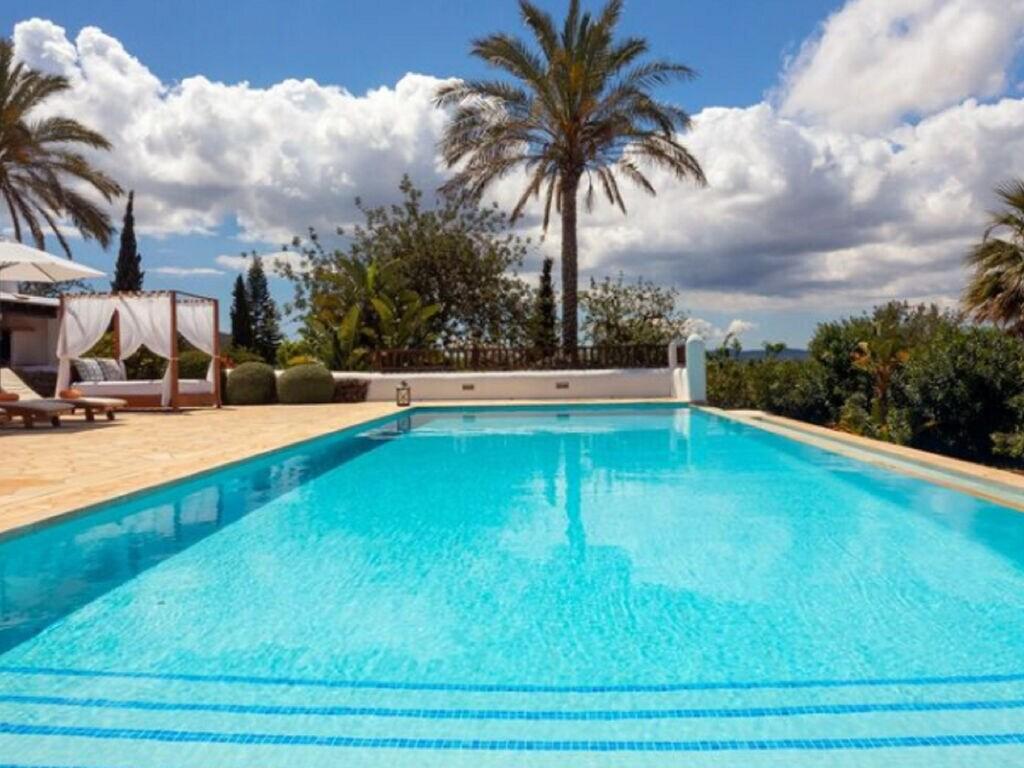 Ferienhaus Ruhiges Ferienhaus mit Pool auf den Balearen (562933), San Lorenzo, Ibiza, Balearische Inseln, Spanien, Bild 2