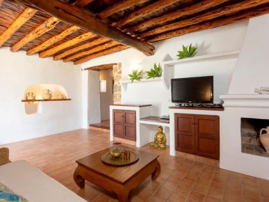 Ferienhaus Ruhiges Ferienhaus mit Pool auf den Balearen (562933), San Lorenzo, Ibiza, Balearische Inseln, Spanien, Bild 18
