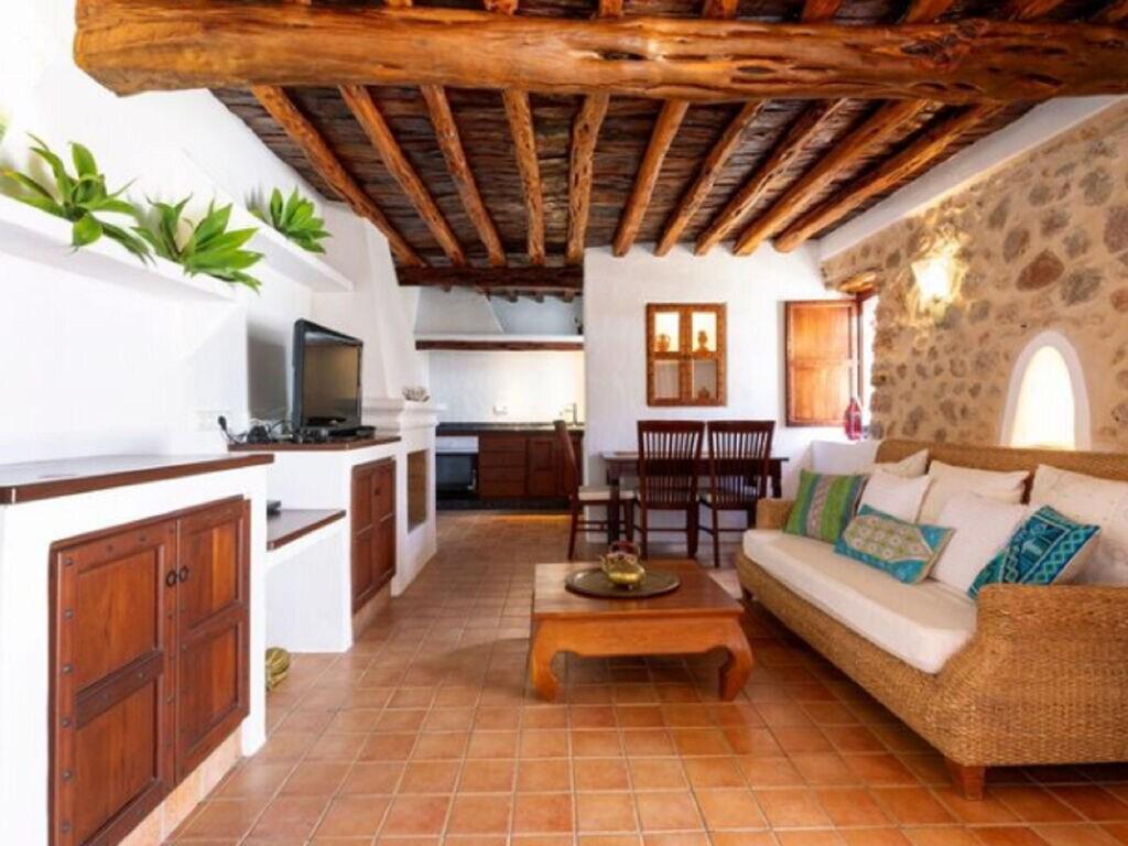 Ferienhaus Ruhiges Ferienhaus mit Pool auf den Balearen (562933), San Lorenzo, Ibiza, Balearische Inseln, Spanien, Bild 3