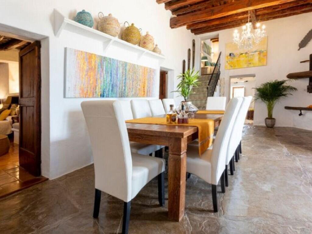 Ferienhaus Ruhiges Ferienhaus mit Pool auf den Balearen (562933), San Lorenzo, Ibiza, Balearische Inseln, Spanien, Bild 20