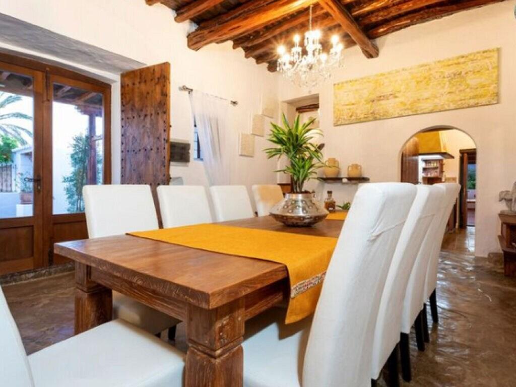 Ferienhaus Ruhiges Ferienhaus mit Pool auf den Balearen (562933), San Lorenzo, Ibiza, Balearische Inseln, Spanien, Bild 22