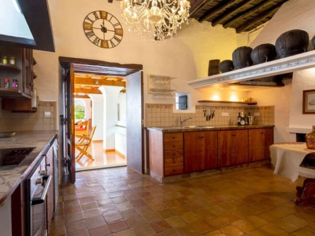 Ferienhaus Ruhiges Ferienhaus mit Pool auf den Balearen (562933), San Lorenzo, Ibiza, Balearische Inseln, Spanien, Bild 27