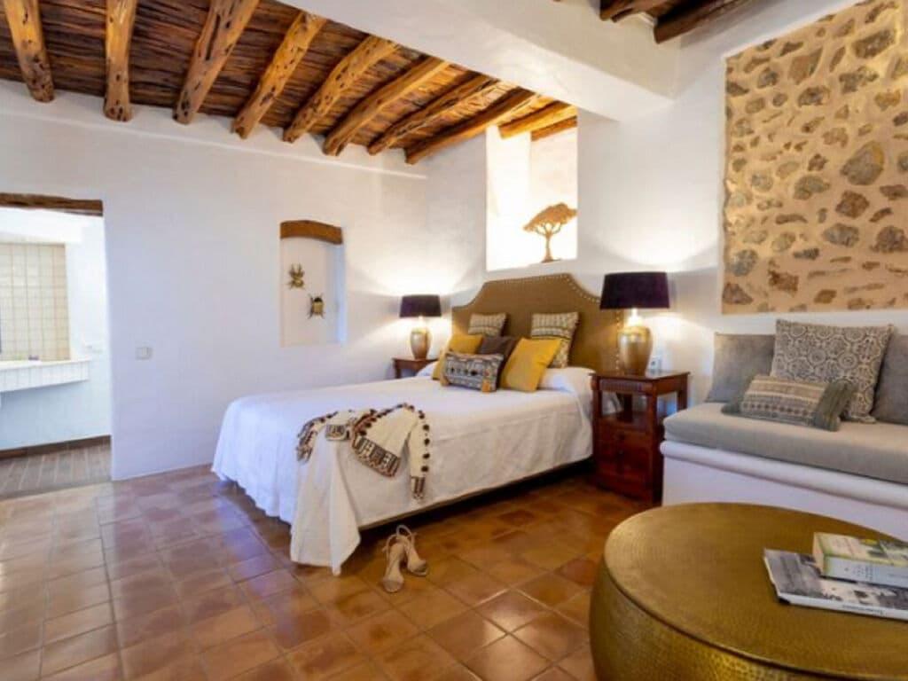 Ferienhaus Ruhiges Ferienhaus mit Pool auf den Balearen (562933), San Lorenzo, Ibiza, Balearische Inseln, Spanien, Bild 34