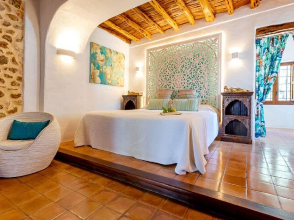 Ferienhaus Ruhiges Ferienhaus mit Pool auf den Balearen (562933), San Lorenzo, Ibiza, Balearische Inseln, Spanien, Bild 32