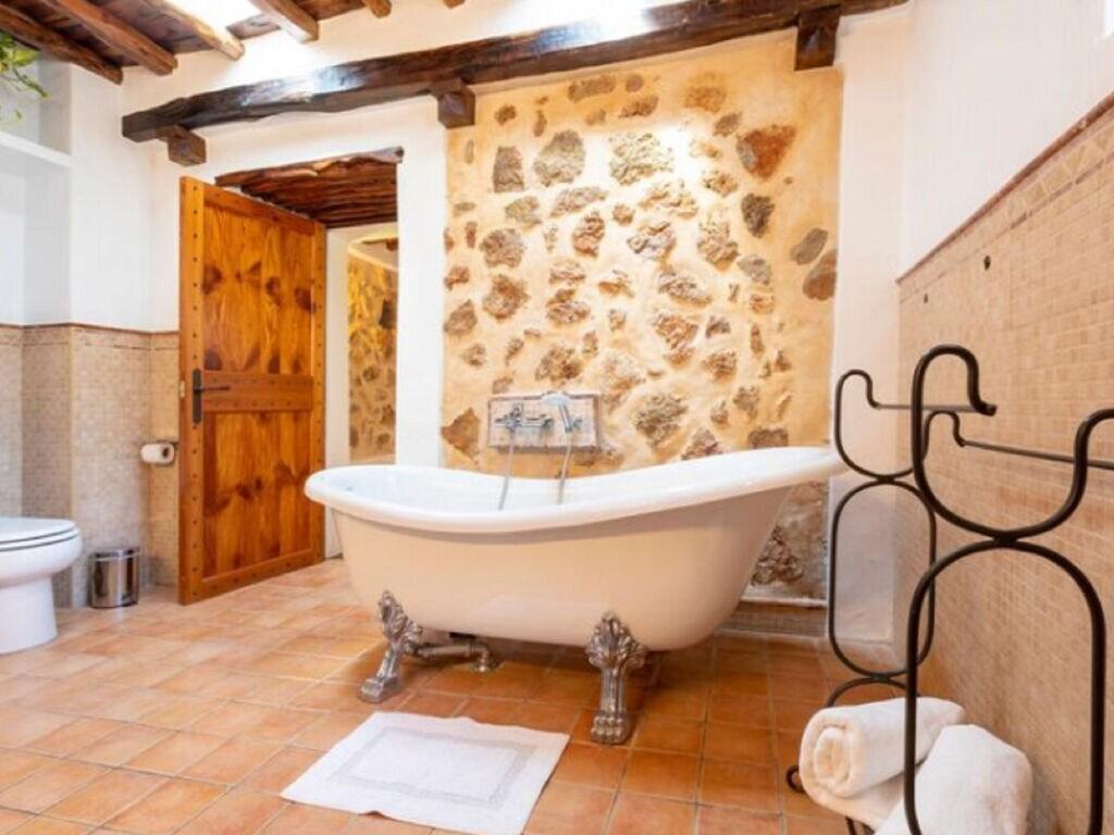 Ferienhaus Ruhiges Ferienhaus mit Pool auf den Balearen (562933), San Lorenzo, Ibiza, Balearische Inseln, Spanien, Bild 36