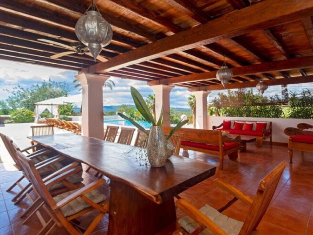 Ferienhaus Ruhiges Ferienhaus mit Pool auf den Balearen (562933), San Lorenzo, Ibiza, Balearische Inseln, Spanien, Bild 5