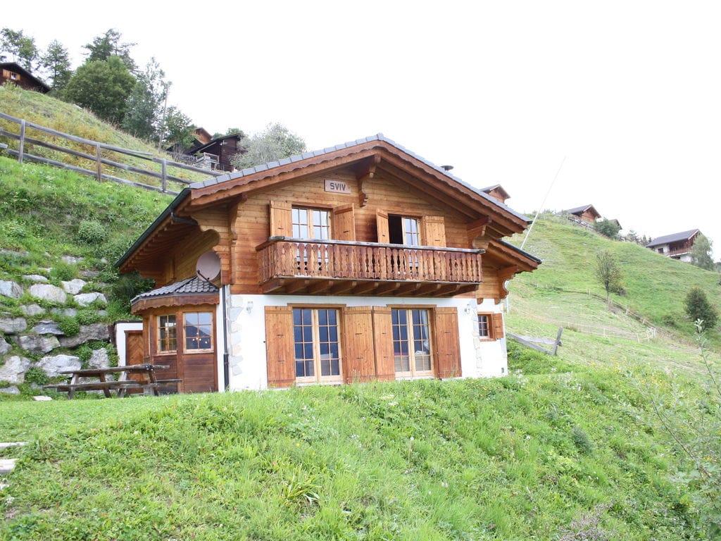 Ferienhaus Charmantes Chalet in Hérémence bei Les Quatre Vallées mit Sauna (360667), Hérémence, 4 Vallées, Wallis, Schweiz, Bild 30