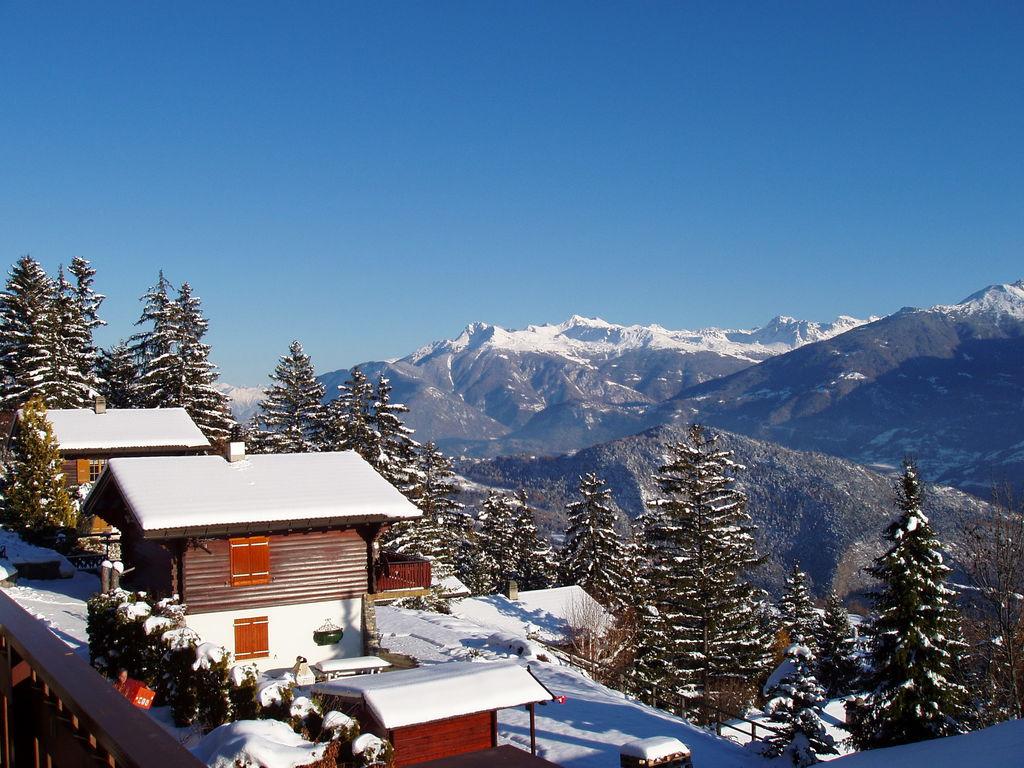 Maison de vacances Vue des Alpes (342496), Arbaz, Crans-Montana - Anzère, Valais, Suisse, image 19