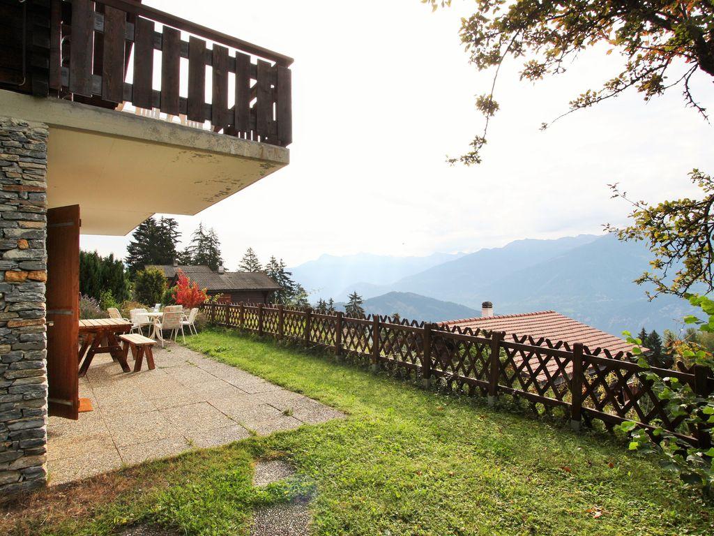 Maison de vacances Vue des Alpes (342496), Arbaz, Crans-Montana - Anzère, Valais, Suisse, image 16