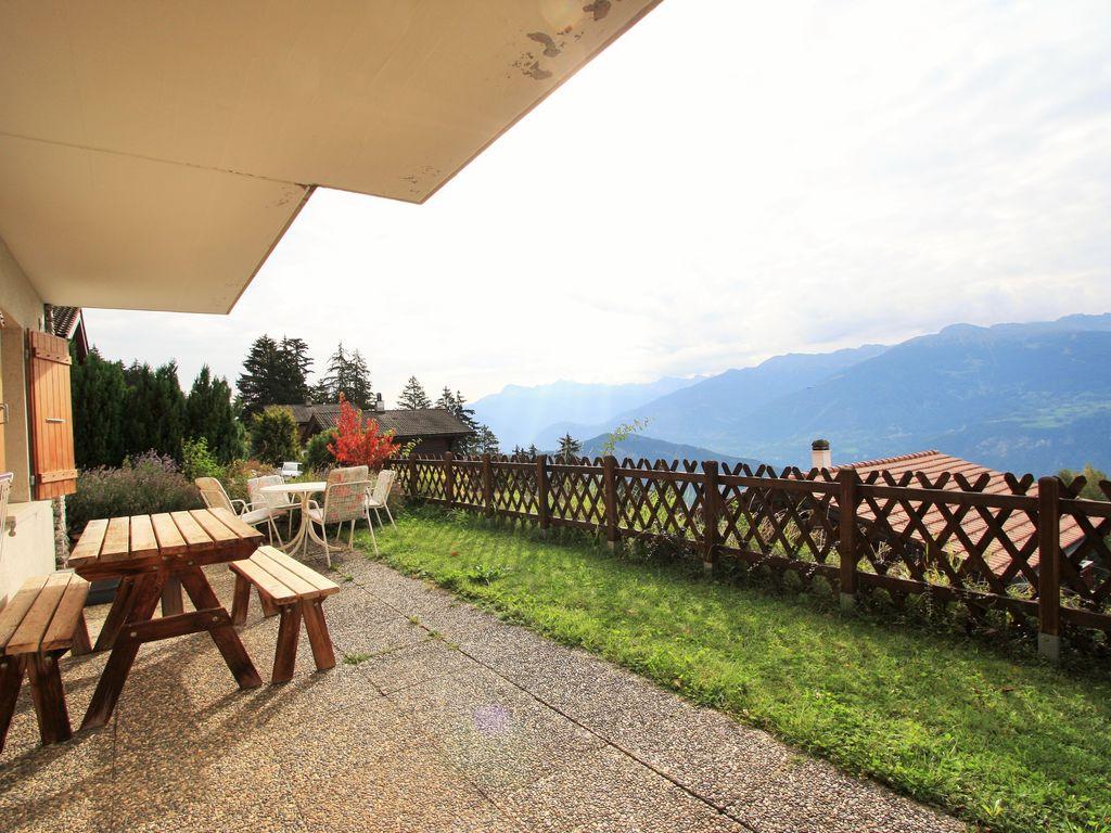 Maison de vacances Vue des Alpes (342496), Arbaz, Crans-Montana - Anzère, Valais, Suisse, image 15