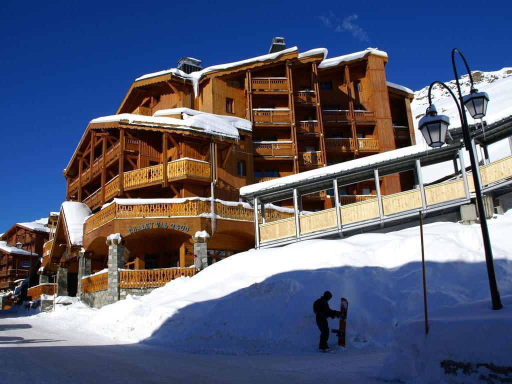 Chalet Altitude Val 2400 7 Ferienwohnung