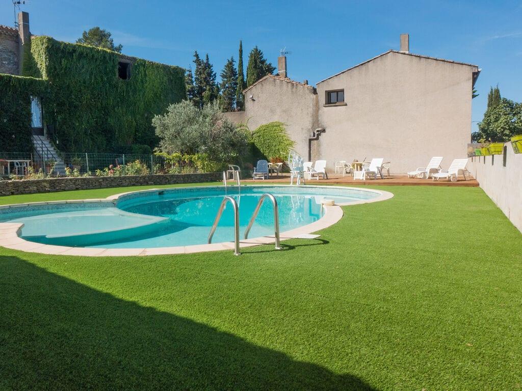 Maison de vacances Cottage mit Pool in Montbrun-des-Corbières (397097), Azille, Aude intérieur, Languedoc-Roussillon, France, image 1