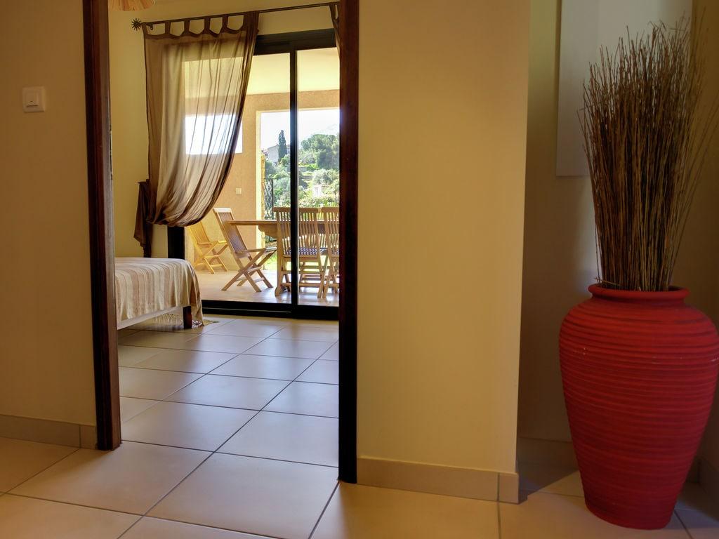 Ferienhaus Moderne Villa in Coggia mit Balkon (357210), Sagone, Südkorsika, Korsika, Frankreich, Bild 4