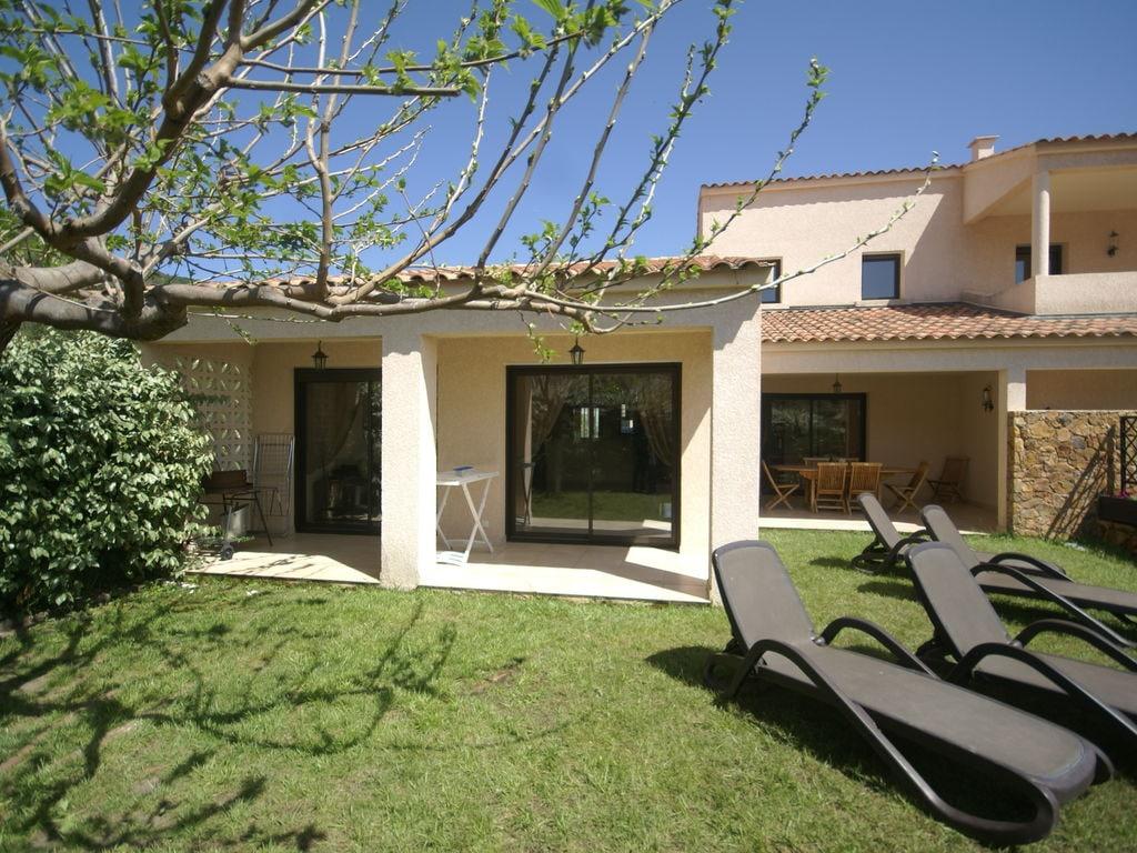 Ferienhaus Moderne Villa in Coggia mit Balkon (357210), Sagone, Südkorsika, Korsika, Frankreich, Bild 2