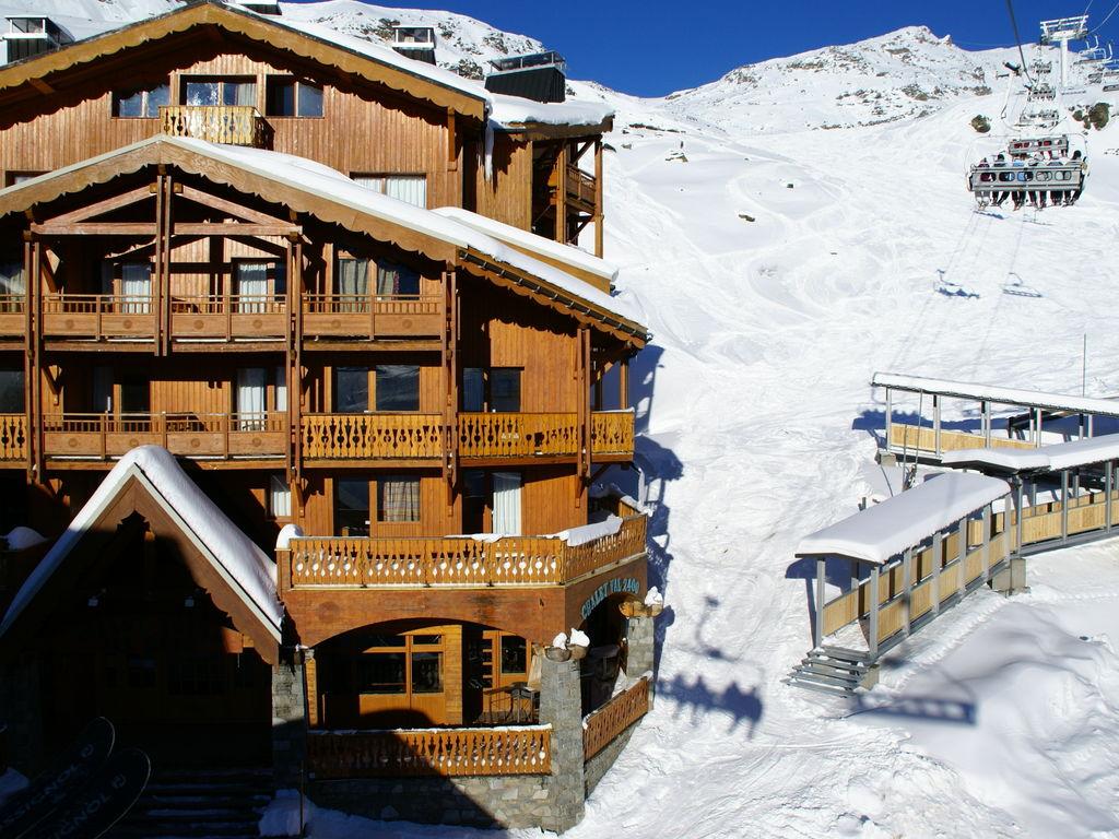 Chalet Altitude Val 2400 8 Ferienwohnung