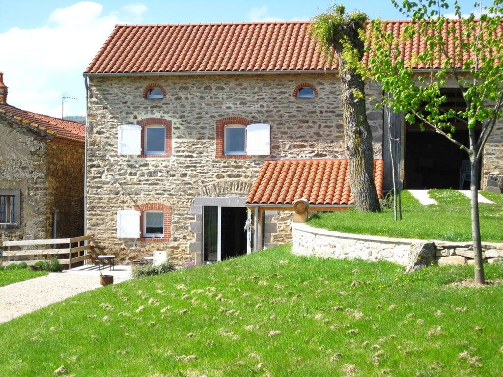 Ferienhaus Ruhiges Ferienhaus in Saint-Beauzire mit Garten (344463), Brioude, Haute-Loire, Auvergne, Frankreich, Bild 6