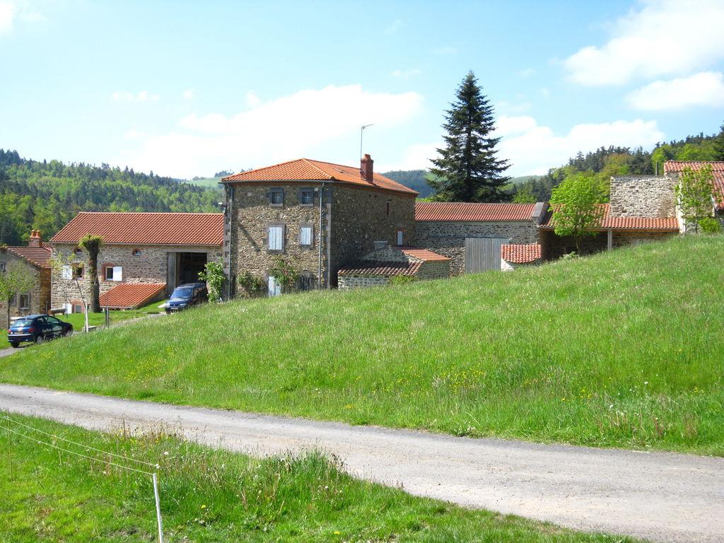 Holiday house Maison à la campagne (344463), Brioude, Haute-Loire, Auvergne, France, picture 28