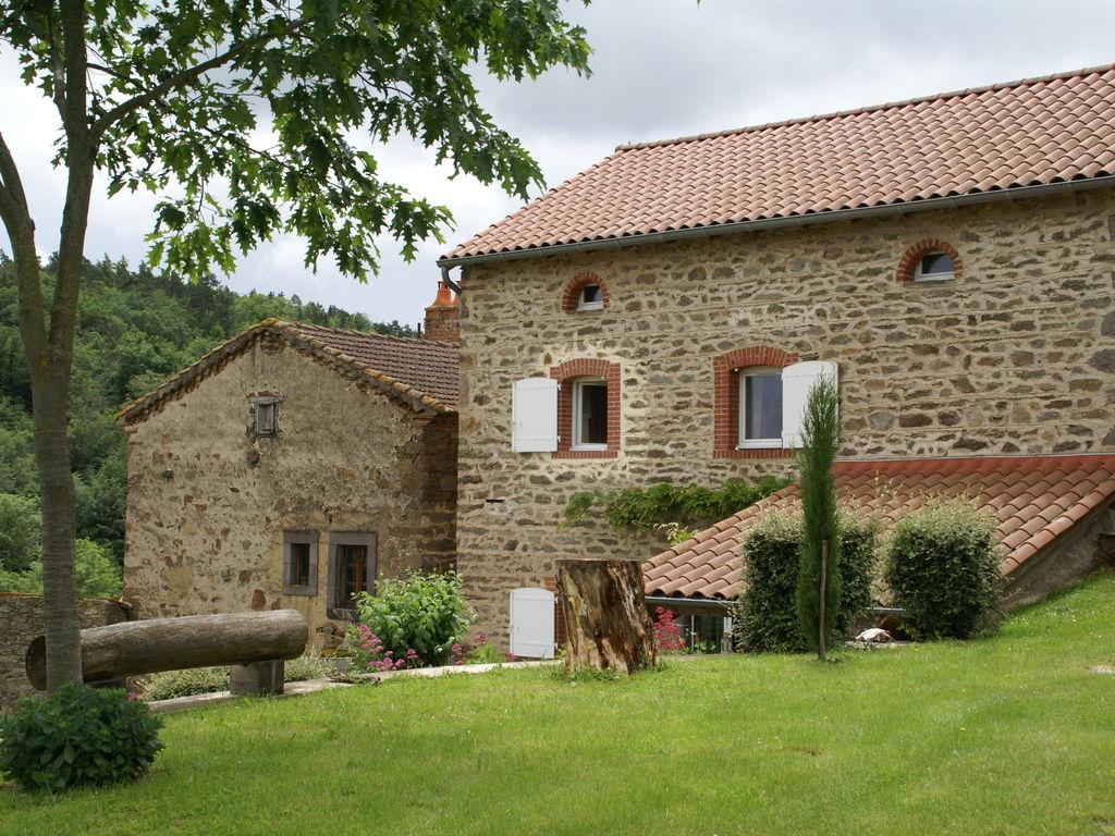 Ferienhaus Ruhiges Ferienhaus in Saint-Beauzire mit Garten (344463), Brioude, Haute-Loire, Auvergne, Frankreich, Bild 7