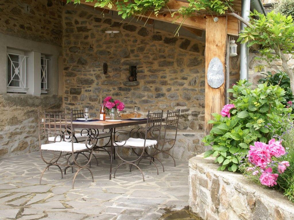 Ferienhaus Ruhiges Ferienhaus in Saint-Beauzire mit Garten (344463), Brioude, Haute-Loire, Auvergne, Frankreich, Bild 5