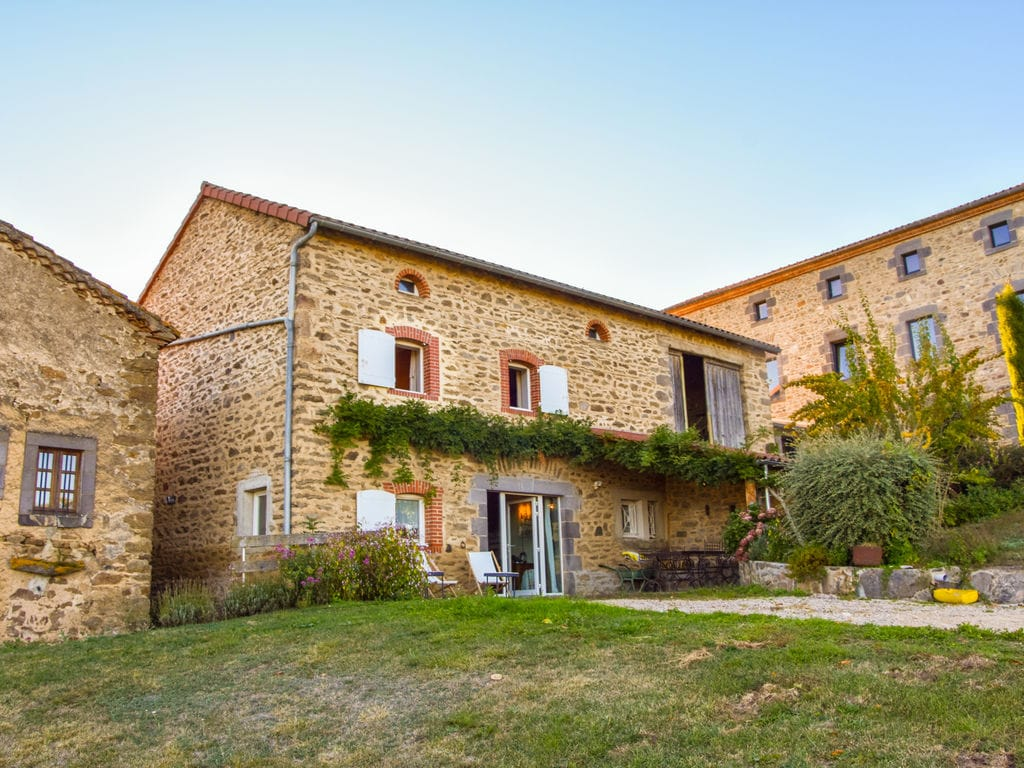 Holiday house Maison à la campagne (344463), Brioude, Haute-Loire, Auvergne, France, picture 1
