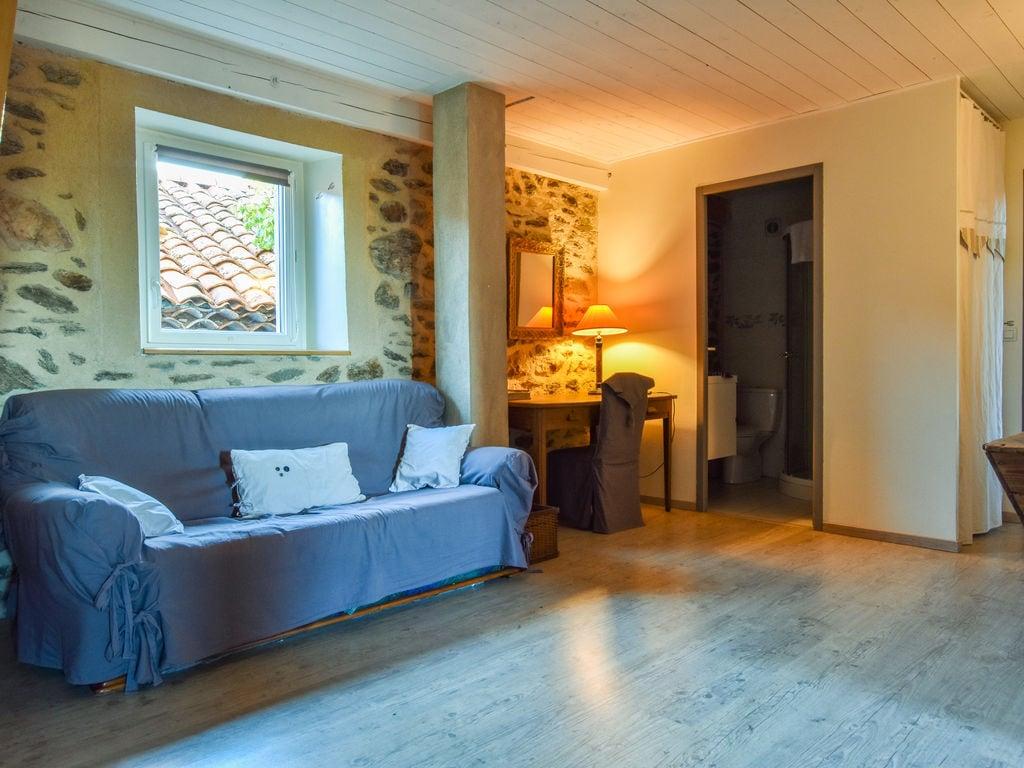 Ferienhaus Ruhiges Ferienhaus in Saint-Beauzire mit Garten (344463), Brioude, Haute-Loire, Auvergne, Frankreich, Bild 12