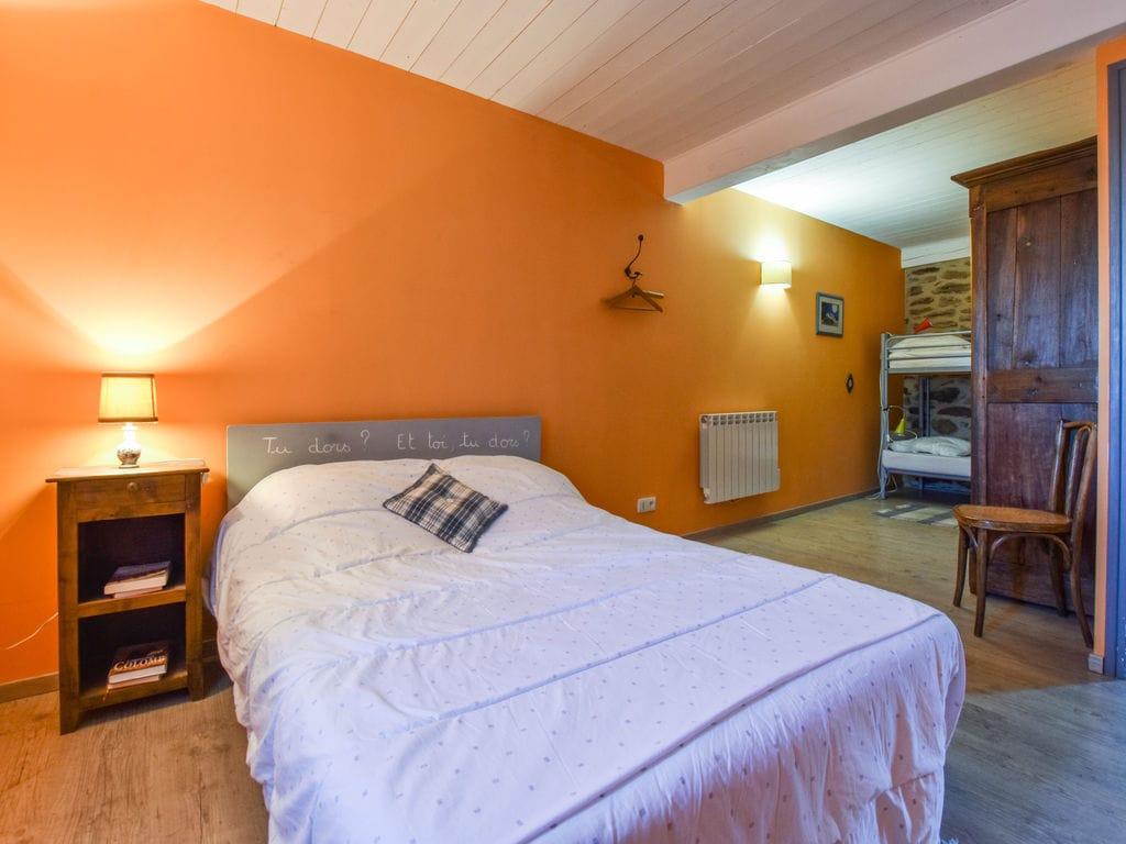 Ferienhaus Ruhiges Ferienhaus in Saint-Beauzire mit Garten (344463), Brioude, Haute-Loire, Auvergne, Frankreich, Bild 15