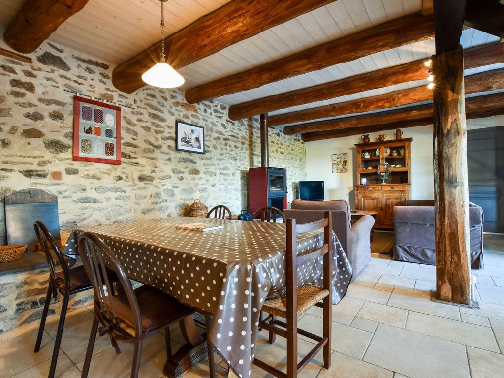 Ferienhaus Ruhiges Ferienhaus in Saint-Beauzire mit Garten (344463), Brioude, Haute-Loire, Auvergne, Frankreich, Bild 4