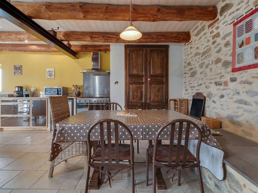 Ferienhaus in Saint-Beauzire mit Garten, überdachte Terrasse (344463), Brioude, Haute-Loire, Auvergne, Frankreich, Bild 16